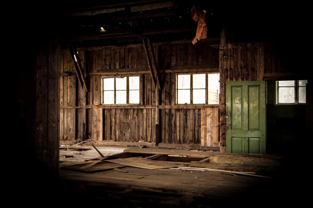 Fotografering av övergivet hus-10