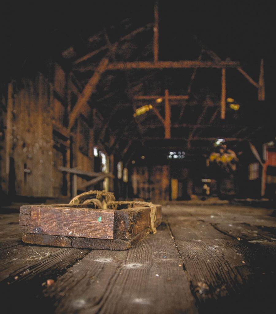 Fotografering av övergivet hus-5