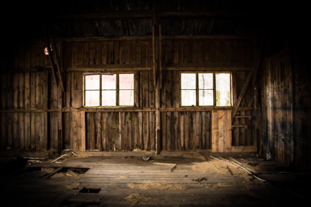 Fotografering av övergivet hus-7