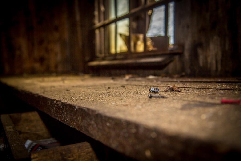 Fotografering av övergivet hus-8