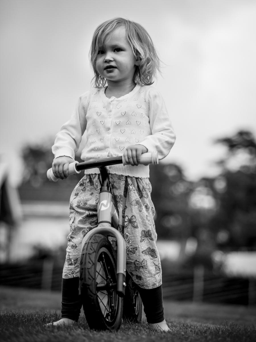 fotografera barn utomhus