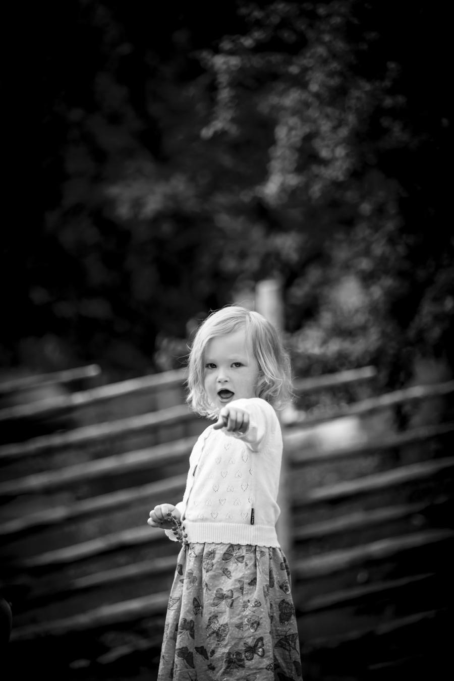 Fotografering av barn