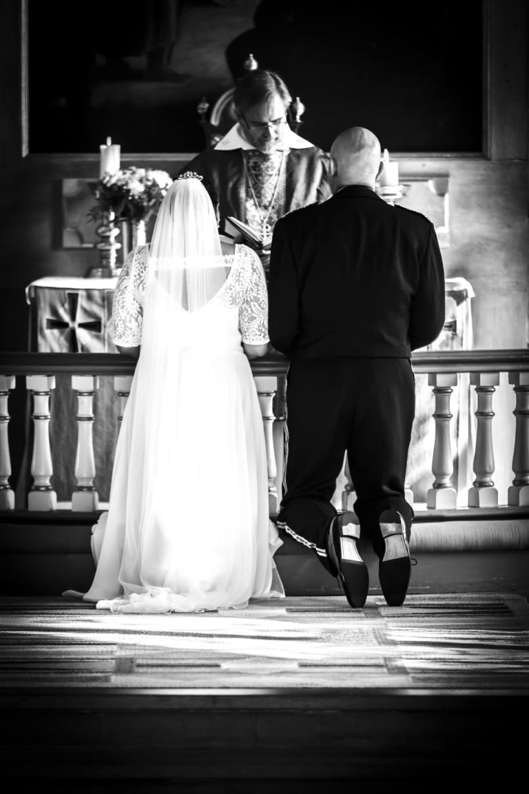 Bröllopsfotograf ljusterö