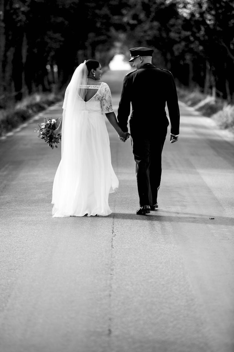 Fotograferar bröllop på ljusterö #2